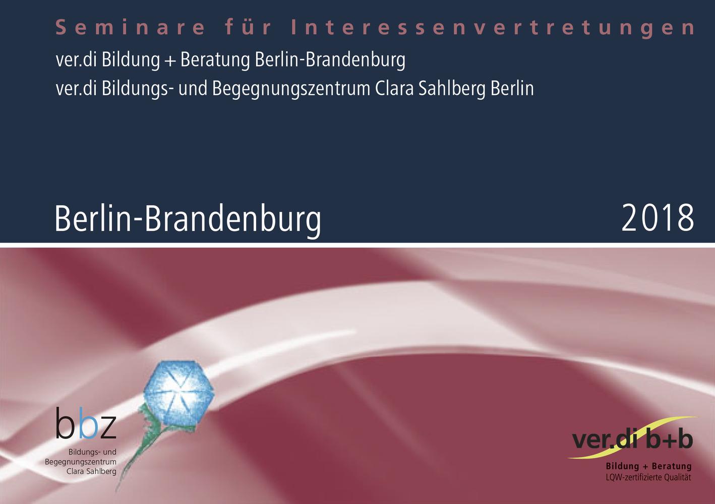 Seminare Für Interessenvertretungen 2018 In